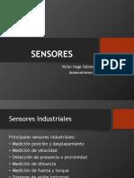 Sensores de Presencia y Proximidad