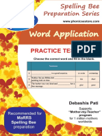 Word Application