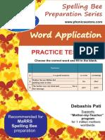 Word Application