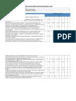 Planificación Anual Lenguaje 2 2016