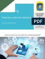 Fases de Un Plan de E-marketing