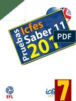 Portada Icfes Booklet