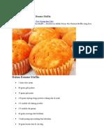 Resep Untuk Membuat Banana Muffin.docx
