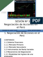 Acciones en El Perú - Sesión N_ 3
