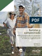 Turistas y campesinado. El turismo como vector de cambio de las economías campesinas en la era de la globalización. Jordi Gascón y Diana Ojeda, 2011.pdf