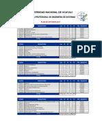 Plan de Estudios 2017 EIS