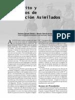 El Ejército y Los Medios de Comunicación, Military Review