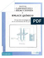 Manual de Laboratorio de Reacciones y Enlacequimico