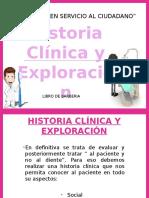 odontopediatria historia clínica y exploración