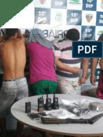 Jurisprudência - Tráfico Privilegiado - Réu Preso Em Área Controlada Pelo Tráfico - Impossibilidade de se presumir pertencer à organização destinada ao tráfico de drogas