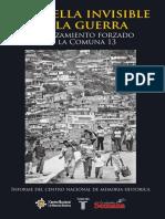Huella Invisible de la Guerra. Comuna 13.pdf