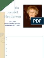 TFN Virginia Henderson