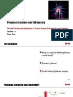 MOOC Plasma Ricci 1a