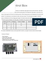 CB02 Control Box