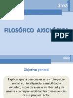 Filosofia axiología