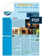 BambaBites - Publication 1 - June