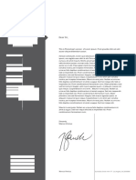 Cover Letter Grey