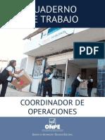 Coordinador de Operaciones