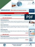 Newsletter Nº8 20-07-2010