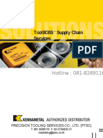 ตู้เก็บทูล mt Toolboss Supplychain by PTSC