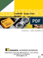ตู้เก็บทูล mt Toolboss Supplychain by PTSC