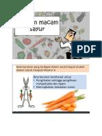 Penkes Buah Dan Sayur