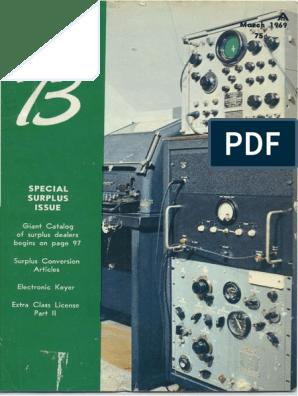 5 pcs Micro metals Amidon T37-2 Iron Toroidal Core T-37-2 Toroid SL