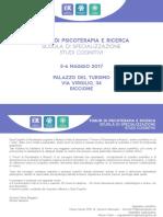Forum Ricerca in Psicoterapia 2017 - Riccione