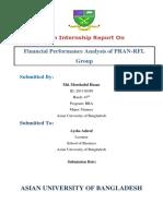 PRAN-RFL Financial Performance Analysis