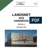 KKS Handbook English - November 2016