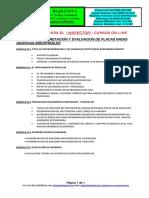 Temario 3 Interpretación y Evaluación de Placas Radiográficas Industriales