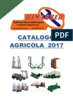 Catalogo 2017 aperos y remolques agrícolas