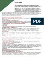 10 Teze Despre Arhitectura Rob Krier