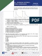 03 - Eletrostática - Potencial Elétrico - Condutores Carregados - Nível Médio