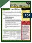 MS Parent Bulletin (Week of April 24 to 28)
