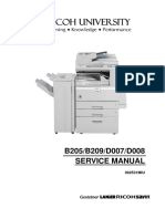 ricoh Parts Manual