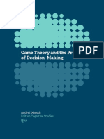 Demuth Game Theory and the Problem of Decision-making (1.1)