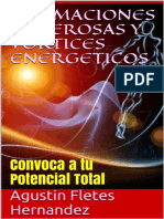 Afirmaciones Poderosas y Vortic - Agustin Fletes Hernandez