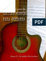 Lectura Musical para Guitarra - Juan S..pdf