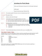 Bx22d Parts Book1