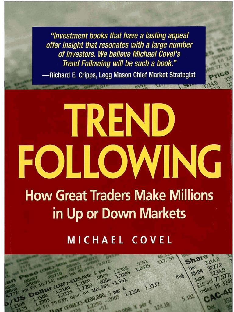 trend following 2004 pdf market trend economic bubble