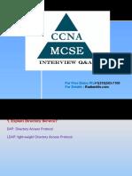 MCSE Online Training