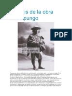 Análisis de La Obra Huasipungo