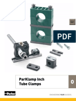 ParKlamp Inch Tube Clamps