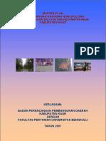 Laporan Final Masterplan Agropolitan Kaur 2007