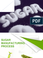 Sugar Manufacturing