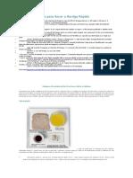 Exemplo de Dieta Para Secar a Barriga Rápido