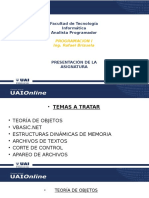 Presentacion p1 Educ a Distancia