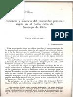 Hugo Cifuentes - Presencia y Ausencia Del Pronombre Personal Sujeto en El Habla Culta de Santiago de Chile