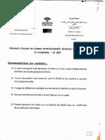 Examen Lp Sec ( Enset)